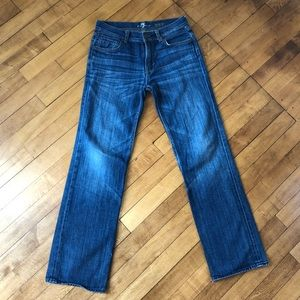 7 For All ManKind Girls Austyn Jeans Size 12